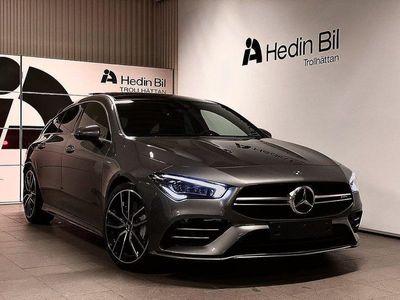 begagnad Mercedes CLA35 AMG AMGSHOOTING BRAKE | 4MA