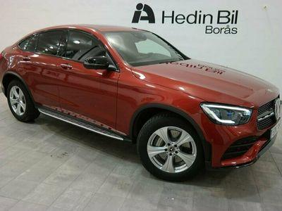 begagnad Mercedes 400 GLCD 4MATIC