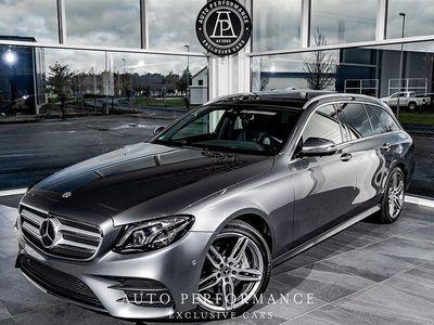 begagnad Mercedes E400 d 4M / AMG / 4Matic / Fri hemleverans /