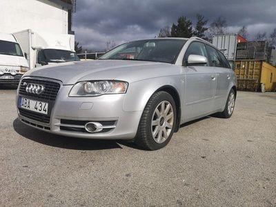 begagnad Audi A4 Avant 2.7 TDI