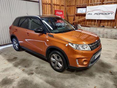 begagnad Suzuki Vitara LY