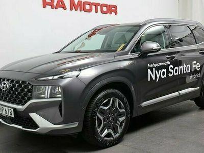 begagnad Hyundai Santa Fe Hybrid Advanced 4WD 7-Sits 2021, SUV Pris 534 900 kr