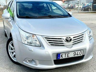 begagnad Toyota Avensis Kombi 2.0 D-4D 126hk.Drag.Kamkedja.Superfin.