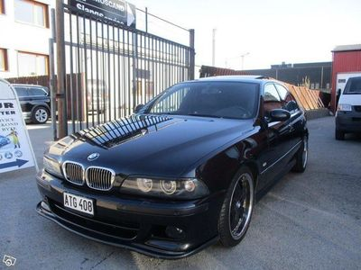 begagnad BMW 540 i Sedan Automat M Sport 286hk -02