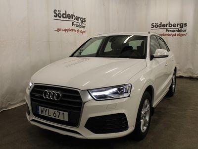 begagnad Audi Q3 2.0 TDI Q S-T SPORT 2018, SUV 289 800 kr