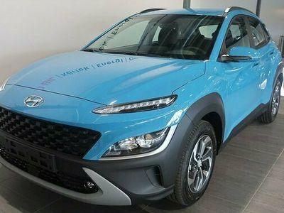 begagnad Hyundai Kona FRI SERVICE Hybrid Essential 1.6 GDi Automat 2021, Personbil Pris 259 900 kr