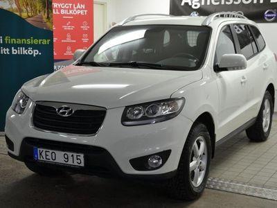 begagnad Hyundai Santa Fe 2.2 CRD SANTAF