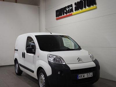begagnad Citroën Nemo Van 1.2 HDi M-värmare 2012, Transportbil 37 800 kr