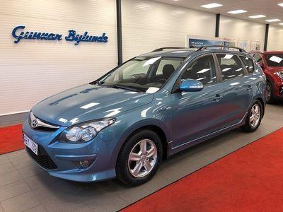 begagnad Hyundai i30 CW 1.6 CRDi 116hk