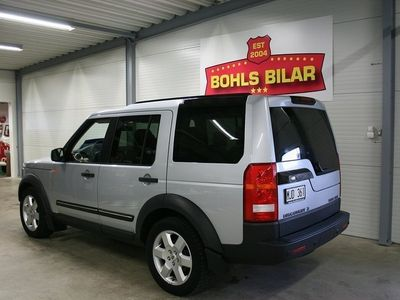 begagnad Land Rover Discovery 2.7 TDV6 4WD / 8800 MIL /