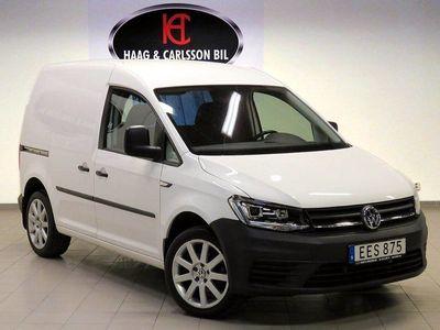 begagnad VW Caddy 2.0 Tdi D-Värmare 2018, Personbil 129 000 kr