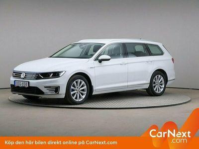 begagnad VW Passat GTE SC Dragpkt Safetech