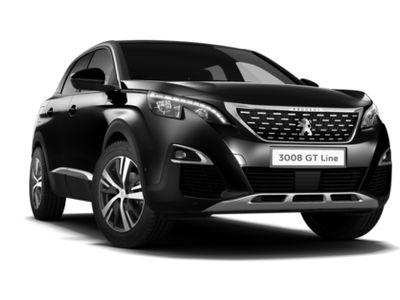 begagnad Peugeot 3008 GT-LINE BHDi 120 AUT