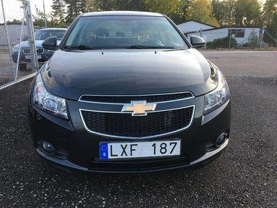 begagnad Chevrolet Cruze Halvkombi 1.6 124hk