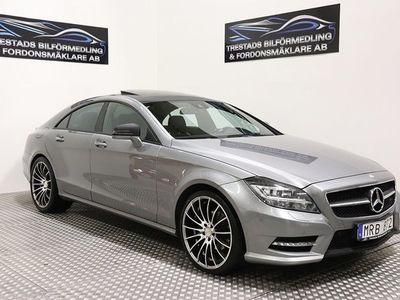"""begagnad Mercedes 350 CLS BenzAMG 20"""" 2011, Sportkupé 259 500 kr"""