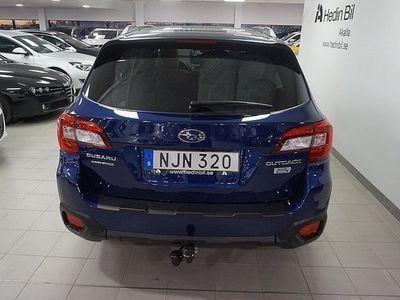 begagnad Subaru Outback 2,0D SUMMIT 150HK CVT 4WD