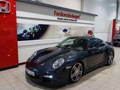 brugt Porsche 997 Turbo Svensksåld