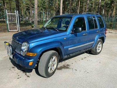 begagnad Jeep Cherokee 3.7