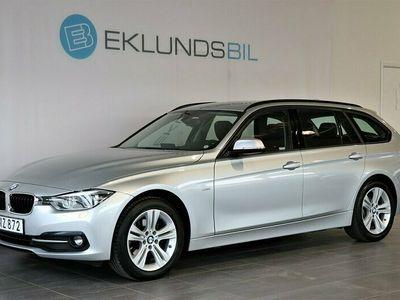 begagnad BMW 320 d xDrive Sport Line Dragkrok Navigation (190hk)