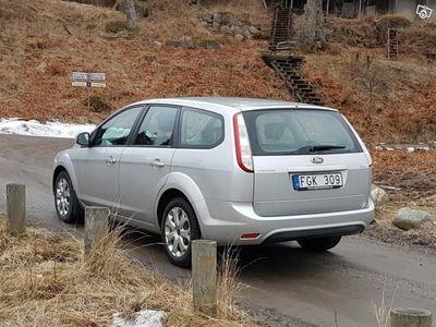 begagnad Ford Focus tdci diesel kombi -10