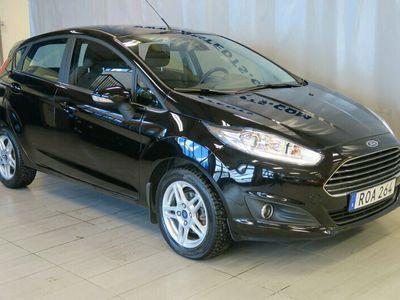 begagnad Ford Fiesta Titanium 1,0T 100hk 5d