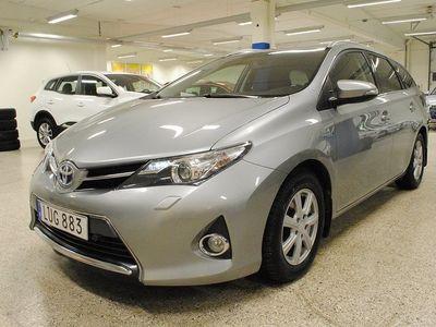 begagnad Toyota Auris Touring Sports Hybrid 1.8 VVT-i 3JM CVT Motorv 2015, Halvkombi 135 000 kr