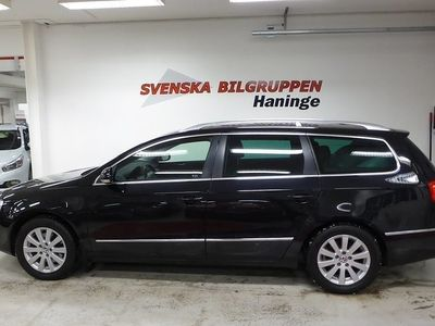 begagnad VW Passat 2009, Kombi 79 900 kr
