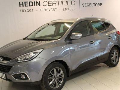 gebraucht Hyundai ix35 2.0 CRDi-R 4WD 136hk S+V-Hjul