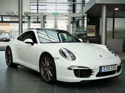 begagnad Porsche 911 Carrera 4S 991 PDK 400hk