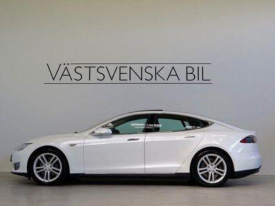 begagnad Tesla Model S 85D Glastak/Autopilot/Superchar