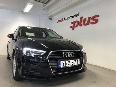 begagnad Audi A3 Sportback 1.5 TFSI 150 HK S-tronic