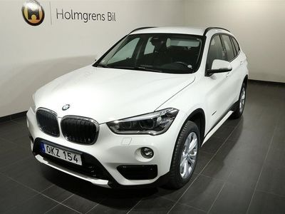 begagnad BMW X1 xDrive18d Model S