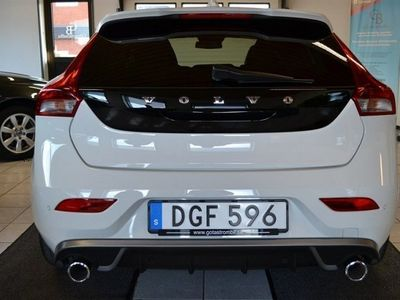 begagnad Volvo V40 D4 Momentum R-Design 177HK