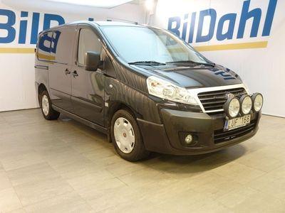 begagnad Fiat Scudo Van 2.0 Multijet 128hk