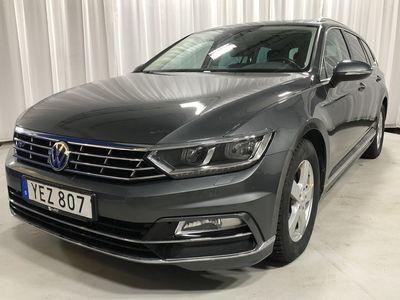 begagnad VW Passat SPORTSCOMBI 2.0 TDI (190hk)