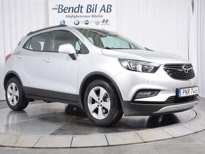 brugt Opel Mokka X 1,4t Automat / Komfortpaket plus