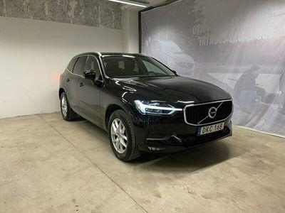 begagnad Volvo XC60 D4 AWD Momentum Advanced SE, Garanti 24 Månader, On Call, Parkeringssensor Fram/Bak + Kamera, Navigation, Intellisafe Assist