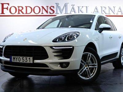 begagnad Porsche Macan S SPORT CHRONO PDK PANORAMA SE SPEC