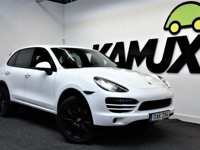 begagnad Porsche Cayenne S Sport Chrono | GPS |