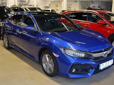 begagnad Honda Civic 1,5 182HK Prestige Backkamera Nav