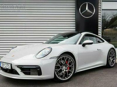 begagnad Porsche 911 Carrera 911 992 S Sport Design Panorama 2020, Sportkupé Pris 1 369 000 kr
