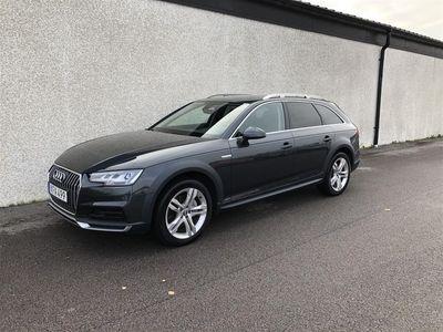 begagnad Audi A4 Allroad 2.0 TDI Q VÄRMARE / MATRIX