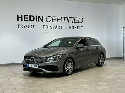 begagnad Mercedes CLA180 Shooting Brake - BenzAMG Panorama Drag