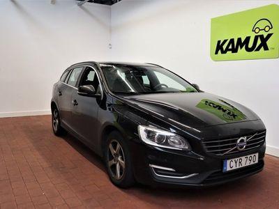 begagnad Volvo V60 D2 Momentum VOC Navi Drag S&V-hjul