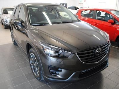 begagnad Mazda CX-5 OPTIMUM 2.5 192 HK AWD AUTOMAT *2,95% Ränta* Kombi