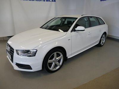 begagnad Audi A4 Avant 2.0 TDI 150 hk Q Drag/Elvärmare/S-Line