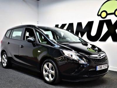 begagnad Opel Zafira Tourer 1.4 Turbo | 7-Sits |