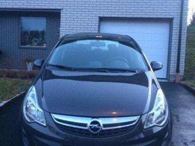 gebraucht Opel Corsa 5 D enjoy 1,2 -13