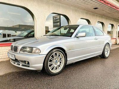 begagnad BMW 323 Ci Coupé M 170 Hkr