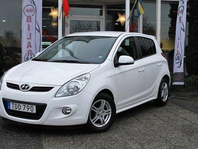 gebraucht Hyundai i20 5-dörrar 1.4 CRDi 2012, Personbil 49 900 kr